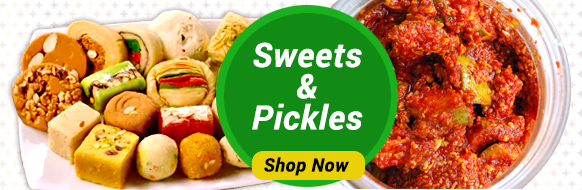 Sweets And Pickels